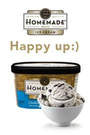 homemade brand ice cream printable