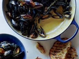 Mussels with Saffron and Citrus Recipe ...