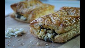 spinach and feta puff pastry you