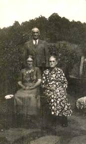 "Photos: Holmes, Maria ""Myra"" (1873-1950) & Andrew Jackson  ""Uncle Jack"" Wilkinson (b. 1872) & Sarah Jane Wilkinson (1859-1945)  : Forney & Clark Genealogy Pages"
