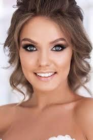 wedding makeup ideas for brunettes