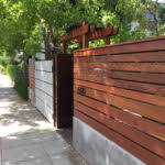 Fence Boards Home Depot 169251 Aim Cedar Works Ltd Quality Fence Panels Decks And Renovations Littlefishphilly Com