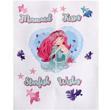 Wall Art Mermaid Kisses Starfish Wishes Stickers Poshmark