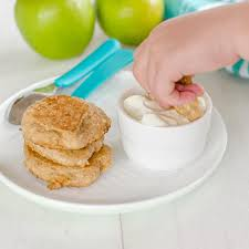 apple and oat baby led weaning