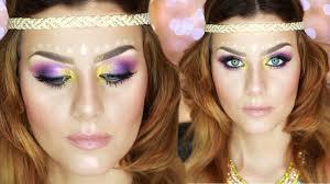 hippies makeup style saubhaya makeup