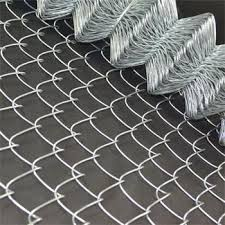 China Low Cost Cheap Galvanzied Chain Link Fence China Low Cost Chain Link Fence High Quality Chain Link Fence