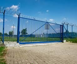 Security Fence Installation Leesburg Ashburn Sterling Steel Chain Link Fencing