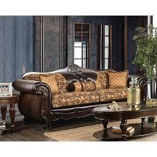 america yva faux leather sofa