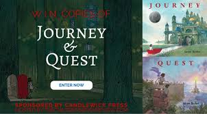 Win Copies of Journey and Quest by Aaron Becker – The Children's Book Review