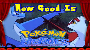 Pokemon Movie Analysis: How Good Is Pokemon Heroes: Latios And ...