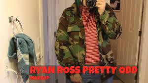 ryan ross inspired makeup pretty odd
