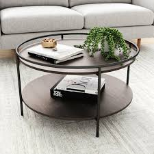 17 stories wilmington coffee table with