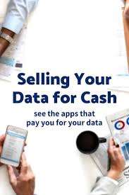ten apps for selling your data for cash