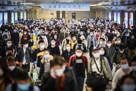 Lockdown lifted in Wuhan, America's ...