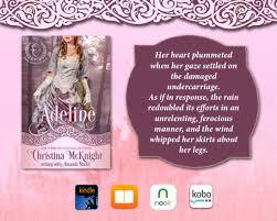 Adeline by Christina McKnight #BlogTour #Review #Romance | splashesintobooks