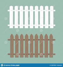 Wooden Fence Illustration Farm Wood Wall Yard Cartoon Garden Timber Gate Background Pattern Stock Vector Illustration Of Garden Gate 154897588