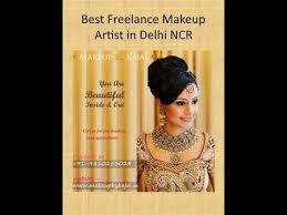 freelance makeup artist in delhi ncr