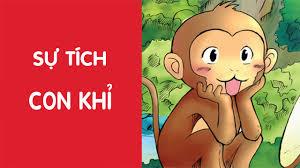 Audio Truyện] Truyện Cổ Tích Việt Nam - Sự Tích Con Khỉ