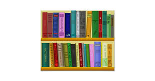 Colourful Books Classroom Or Library Kid S Room Poster Zazzle Com