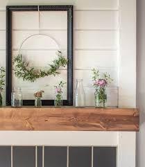 diy fireplace mantel plans