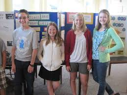 Darlington School: 5th & 6th Grade Science Fair Winners