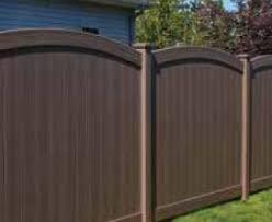 Chesterfield Certagrain Privacy Fence Convex In 2020 Vinyl Fence Vinyl Privacy Fence Fence