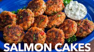 salmon cakes recipe salmon patties