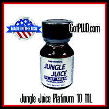 jungle juice nail polish remover
