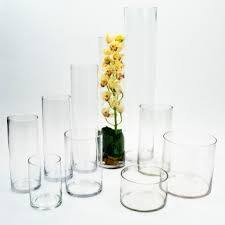 glass vases whole flowers supplies