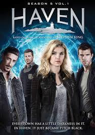 Amazon.com: Haven: Season 5, Vol. 1 ...
