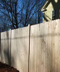 Cedar Dog Ear Board On Board Fence Panel Atlas Outdoor