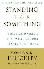"""quote by gordon b hinckley """"the best antidote i know for worry"""