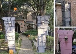 15 Halloween Decorations To Diy For Your Front Porch Bob Vila
