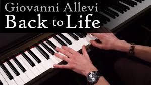 Giovanni Allevi - Back to Life - Piano [HD]