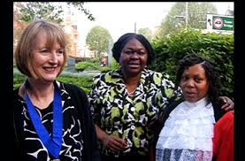 Mayor of Southwark, Althea Smith: Grassroots activism to elected office |  OBV