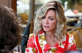 """Reality Bites: Donna Mills Gets """"A Little Pushy"""" (But Not Bitchy ..."""