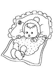 Kleurplaat Baby9 Topkleurplaat Nl