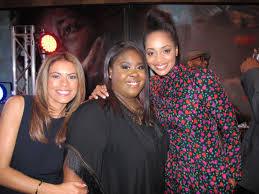 Being Mary Jane Ny Screening Lisa Vidal Raven Goodwin et Latarsha ...
