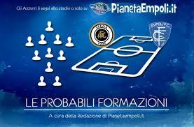 Spezia-Empoli: le probabili formazioni - PianetaEmpoli
