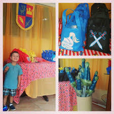 Mike The Knight Party Ideas Cumpleanos Y Caballeros