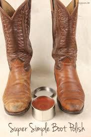 super simple boot polish soap queen