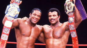 WWE family pays tribute to Rocky Johnson on social media - YouTube