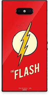 Amazon Com Skinit Decal Phone Skin For Razer Phone 2 Officially Licensed Warner Bros Flash Emblem Design