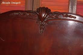 custom color mixing antique mahogany