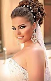 تسريحات شعر عروس مجموعة صور لاحلى تسريحات شعر للعروس في ليلة