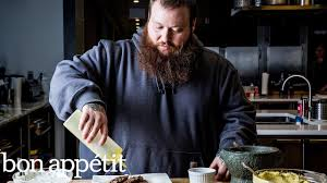 Action Bronson Teaches a Vogue Editor How to Cook - YouTube