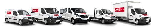 Castleford Van and Car Hire - Avis