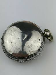 london 1822 solid silver complete full