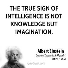 albert einstein quotes about knowledge quotesgram