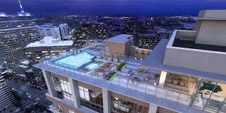 4 luxury apartments opening summer 2018